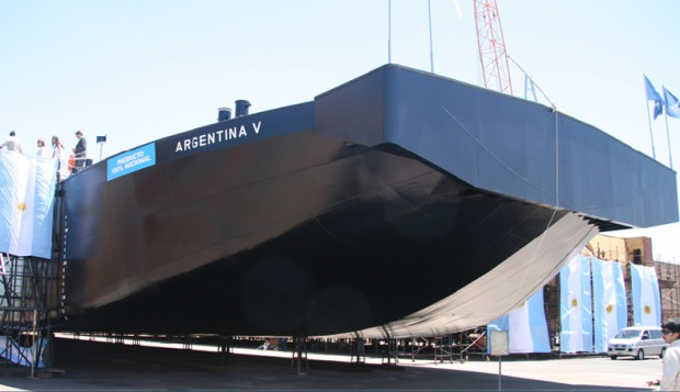 Argentina V - National Shipping