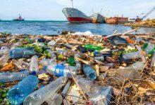 Plasticos en el Mar
